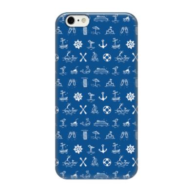 Чехол для iPhone 6/6s Морские каникулы