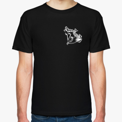 Футболка Скифский олень