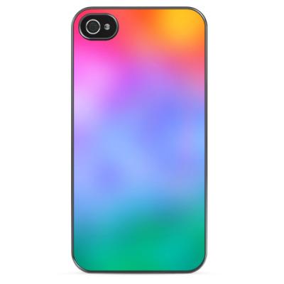 Чехол для iPhone Чехол для Iphone Радуга