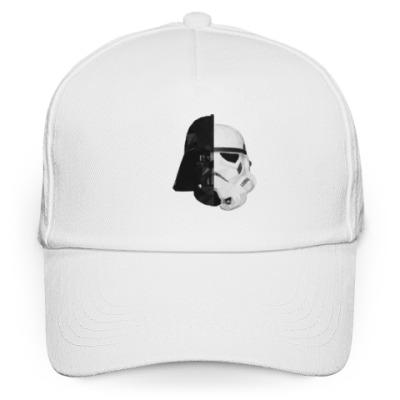 Кепка бейсболка Star Wars: Вейдер и Штурмовик