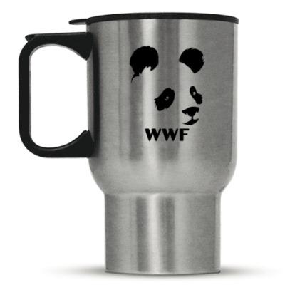 Кружка-термос WWF. Альтер - Панда