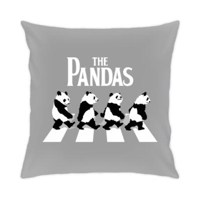 Подушка The Pandas