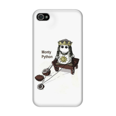 Чехол для iPhone 4/4s Monty Python