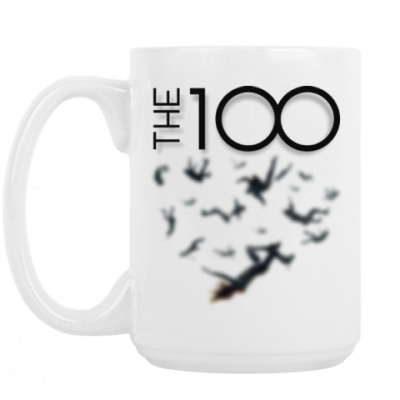 Кружка The 100