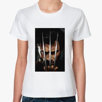 Классическая футболка Россомаха