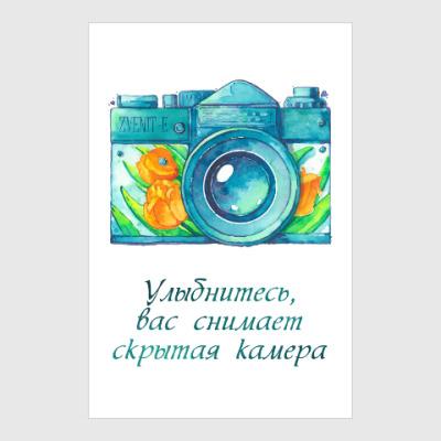 Постер Зенит