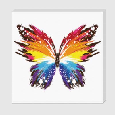 Холст Бабочка