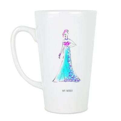Чашка Латте Bliss ( Блаженство )