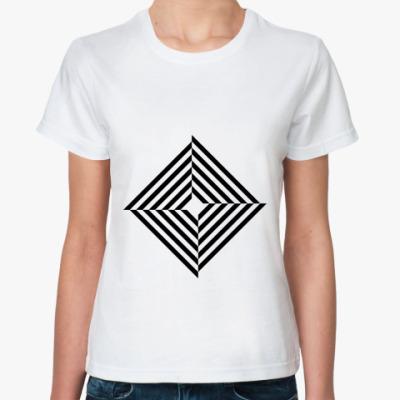 Классическая футболка Geometria