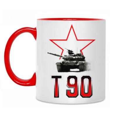 Кружка Танк Т-90