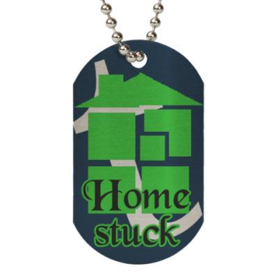Жетон dog-tag Homestuck/Хоумстак