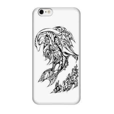 Чехол для iPhone 6/6s дельфин