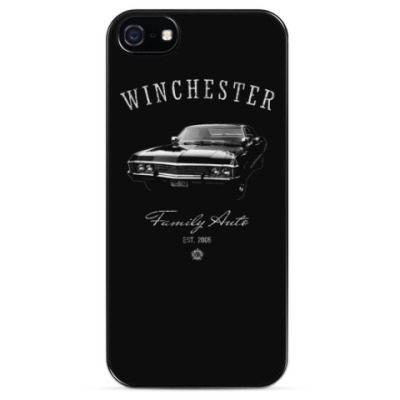 Чехол для iPhone Winchester Family Auto