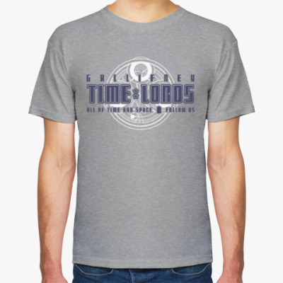 Футболка Gallifrey Time Lords