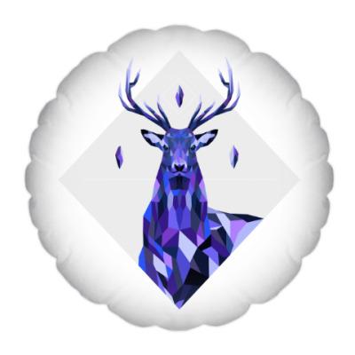 Подушка Волшебный олень