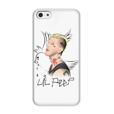Чехол для iPhone 5/5s Lil Peep