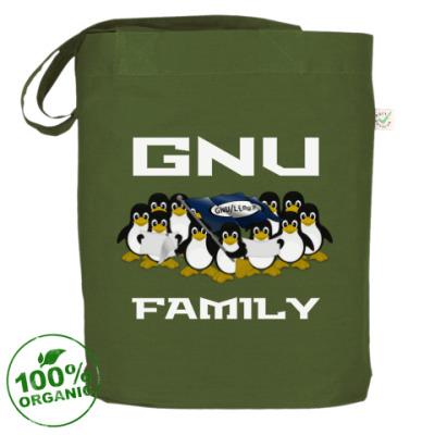 Сумка GNU family