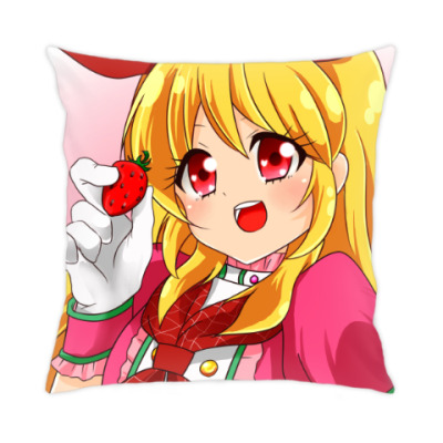 Подушка Anime Girl