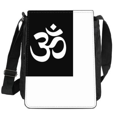 Сумка-планшет Иероглиф Карма