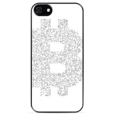 Чехол для iPhone Биткоин