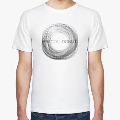 Футболка Fractal Donut