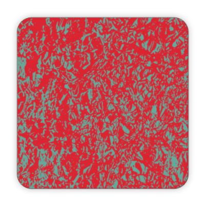 Костер (подставка под кружку) Текстура