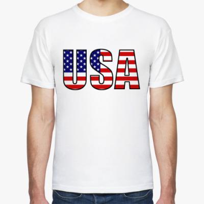 Футболка United States