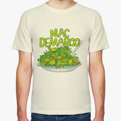 Футболка Salad Days - Mac Demarco