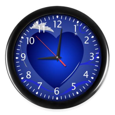 Часы 'сердце'