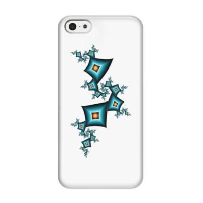 Чехол для iPhone 5/5s Излом