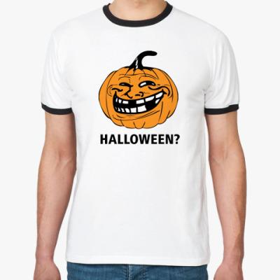 Футболка Ringer-T Halloween?