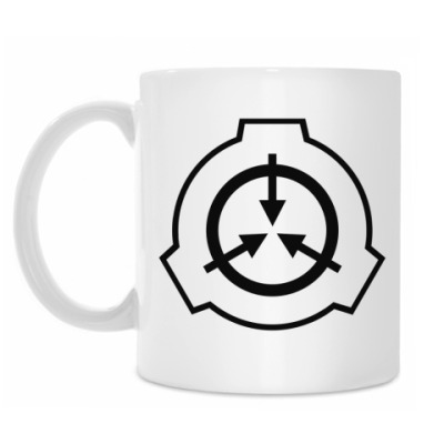 Кружка SCP Foundation