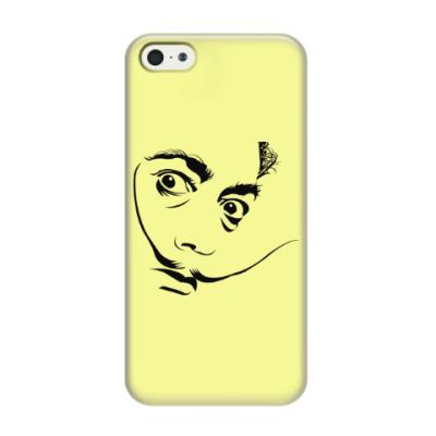 Чехол для iPhone 5/5s Сальвадор Дали