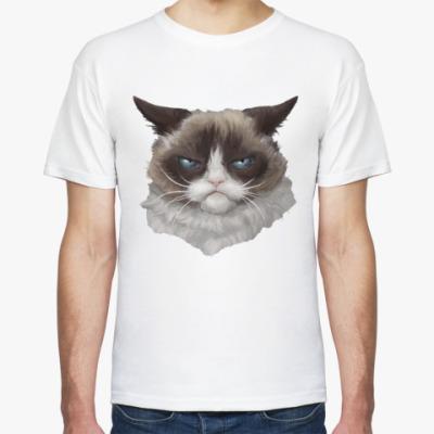 Футболка Grumpy Cat / Сердитый Кот
