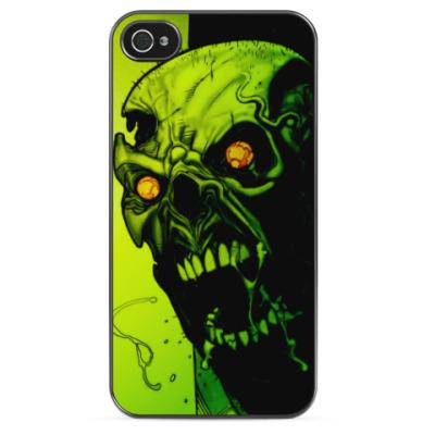 Чехол для iPhone Zombie
