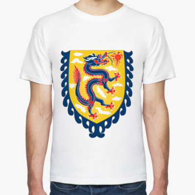 Футболка Chinese dragon
