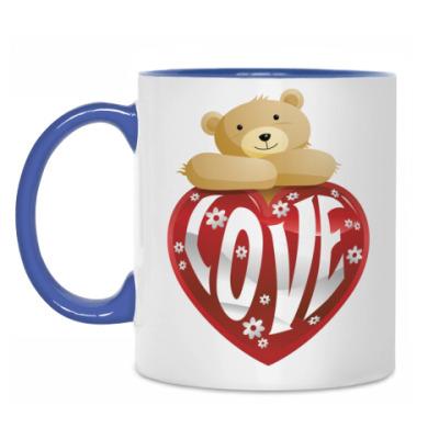 Кружка Love Bear