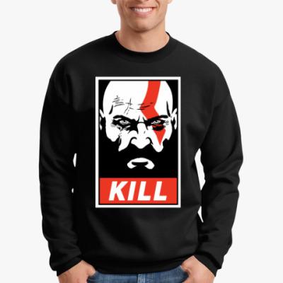 Свитшот Кратос Kill | Kratos God of War