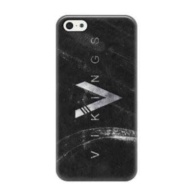 Чехол для iPhone 5/5s Vikings