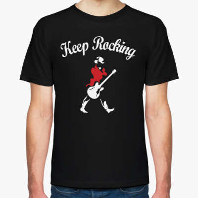 Футболка Keep Rocking