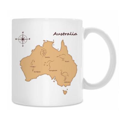Кружка Australia