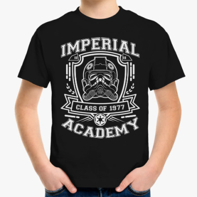 Детская футболка Imperial Academy