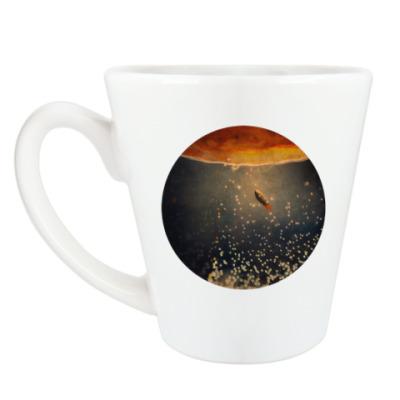 Чашка Латте К солнцу