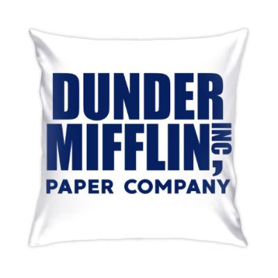 Подушка Dunder Mifflin / The Office