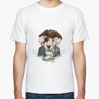 Футболка Пиратская собака