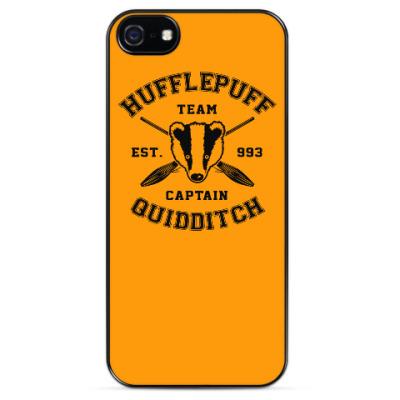 Чехол для iPhone Hufflepuff Quidditch