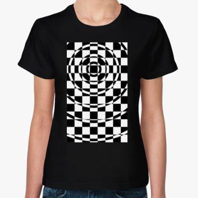 Женская футболка Geometry