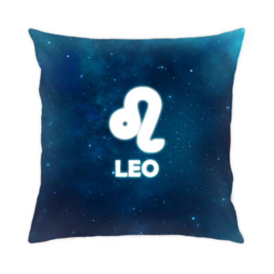 Подушка Знак зодиака. Лев
