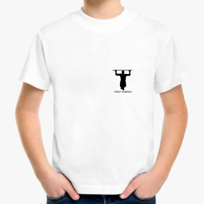 Детская футболка Street Workout