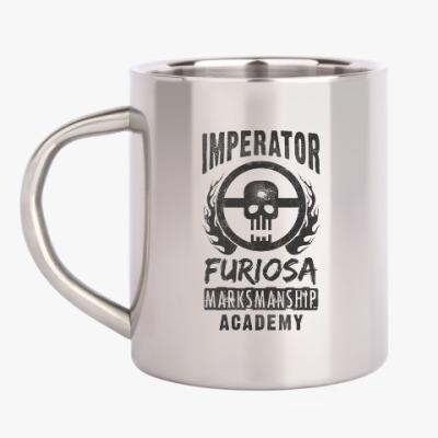 Кружка металлическая Furiosa Marksmanship Academy